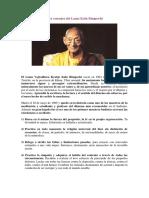 Diez y Ocho Consejos Del Lama Kalu Rimpoché