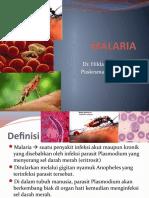 112686972-Malaria-Ppt