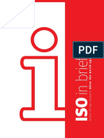 ISO in Brief 2015