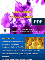 Candidiasis Mucocutaneas Pw