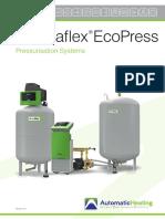Duraflex Ecopress Brochure
