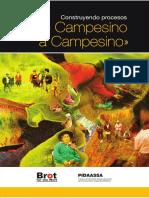 «de Campesino a Campesino»