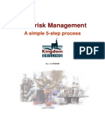 Total Risk Management Kingdom Drilling