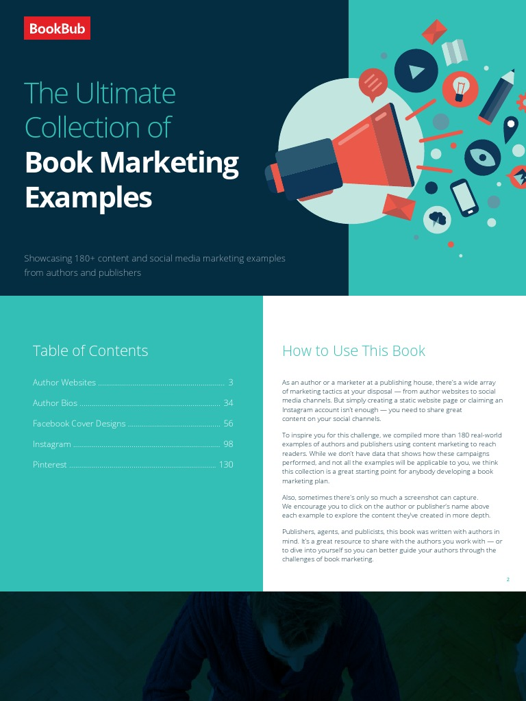 BookBub Ultimate Collection Of Book Marketing Examples