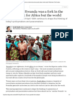 Genocide in Rwanda was a fork in the road not just for Africa but the world _ World news _ The Guardian.pdf