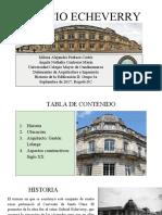 Palacio Echeverry
