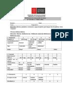 Protocolo de Evaluacion de Habla (Toledo)