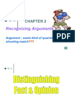 Critical Thinking Chapter 2