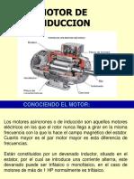 Motor Induccion Exposicion