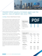 Houston Office Market Report Q2 2017