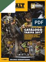 Catalogo Dewalt 2017 Espana