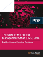 State of the PMO 2016 Research Report