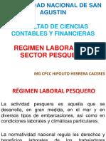 Regimen Laboral Pesquero