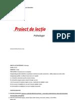 proiect lectie vointa