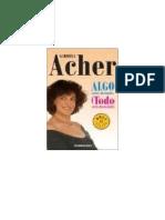 Acher, Gabriela - Algo Sobre Mi Madre (Todo Sería Demasiado)