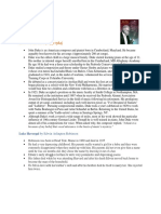 John Duke- Bio and Summary
