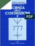 Scienza delle Costruzioni - Vol 2, 3^ed (Carpinteri - book - 1995)