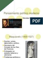 7.1 - Maquiavelo