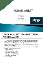 Laporan Audit Ppt