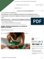 Agregue Cláusula de Allanamiento a Su Contrato de Alquiler de Inmueble _ EDUCACIONENRED