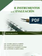 GUIAS DE INSTRUMENTOS Y EVALUACION3 .pptx
