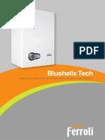 Scheda Tecnica Ferroli Bluhelix Tech