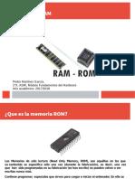 Trabajo memorias RAM,ROM.pdf