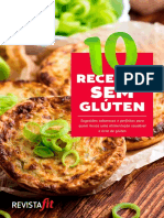 eBook Gratis 10 Receitas Sem Gluten Revista Fit
