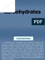 Carbohydrate b Tech 2014