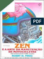 Zen e a arte da manutenção de motocicletas - Robert Pirsig.pdf