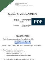 6 SIMPLEX