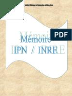 Memoire Ipn
