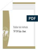 02.3Standard Rubber Test Methods