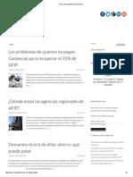AFIP _ Ariel Setton _ Economista