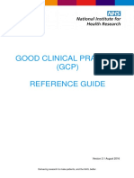 GCP Reference Guide