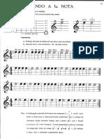 Exercício violão 1