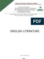 LITERATURA INGLESA - RESUMOS WIKIPEDIA