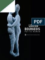 Cuadernillo Louise Bourgeoise Mpba