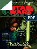 113A Aaron Allston - El Legado de La Fuerza 01 - Traición