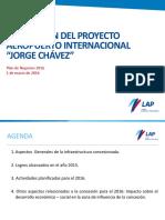 160225 - Presentacion Anual Ositran - Logros 2015 y Plan 2016