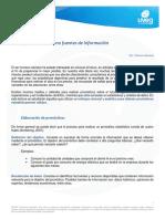 FIO_U1_L2_Los Pronoeticos Como Fuente de Infrmación