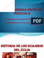 Etnias Indígenas de Venezuela