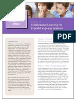 Research Briefs WIDA Rsrch Brief CollaborativelearningforELLs