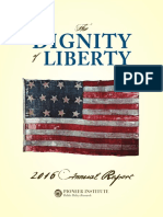 The Dignity of Liberty