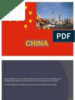 China cross- cultural communication