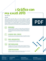 Analisis Grafico Ms Excel 2013