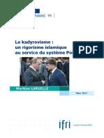Rnv99 m. Laruelle Kadyrovisme Fr 2017