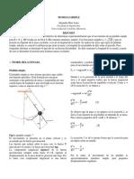 Prac # 1. Pendulo Simple