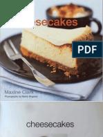 Cheesecakes - Maxine Clark