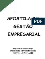 Apostila GE - Gestão Empresarial